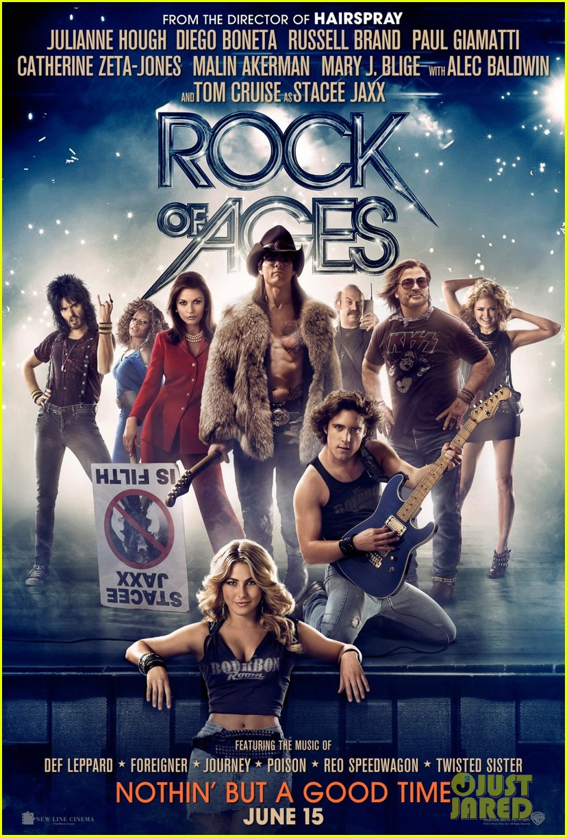 Rock Of Ages - 2012